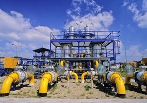 oil and gas, natrual gas field