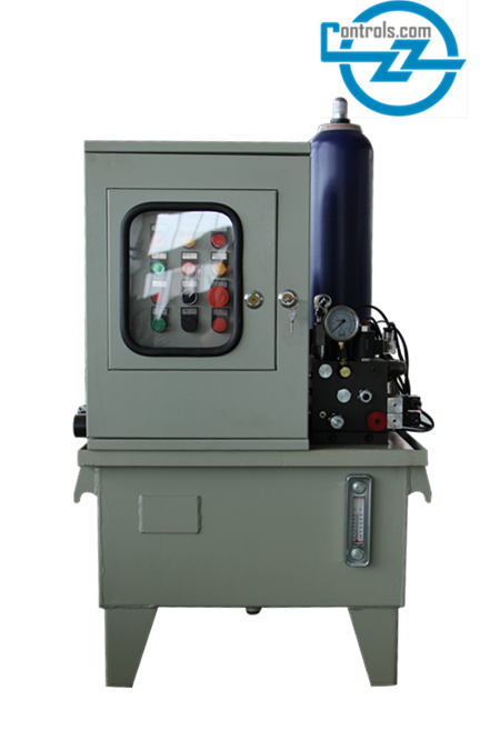hydraulic power station unit