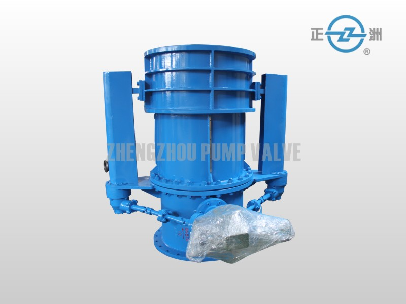 fixed cone valve hollow jet valve