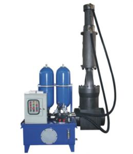 0.3s quick close high pressure gate valve
