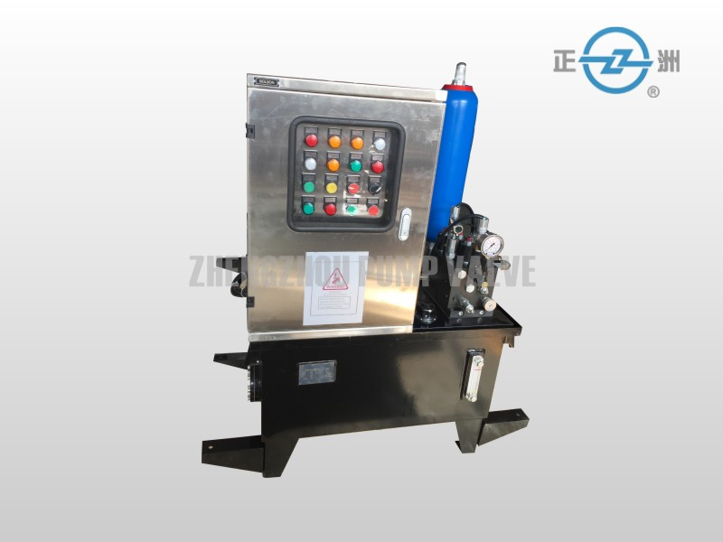 Hydraulic Power pack for valves