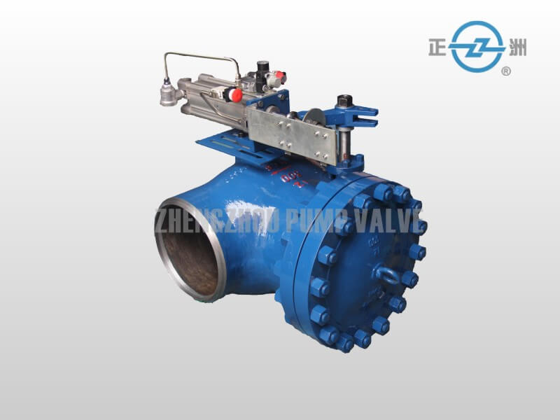 Quick Closing Steam Extraction non-return valve