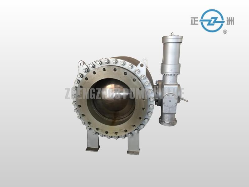 high pressure hydraulic ball valve