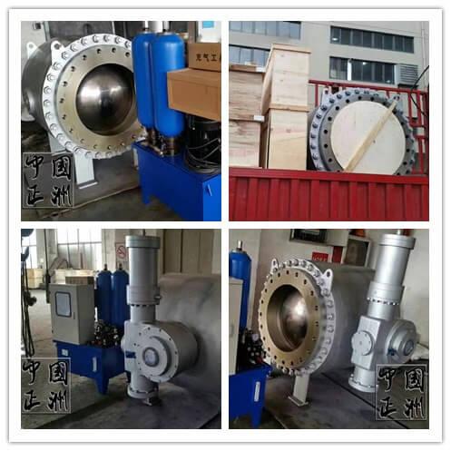 high pressure hydraulic ball valve(2)